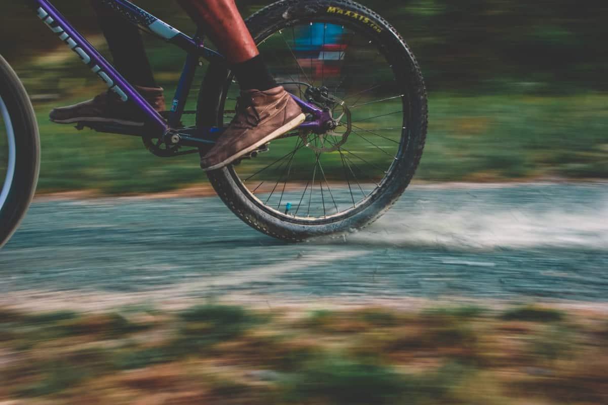 dangerous mountain biking