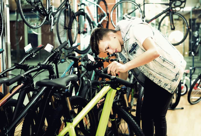 How To Measure a Mountain Bike Frame |