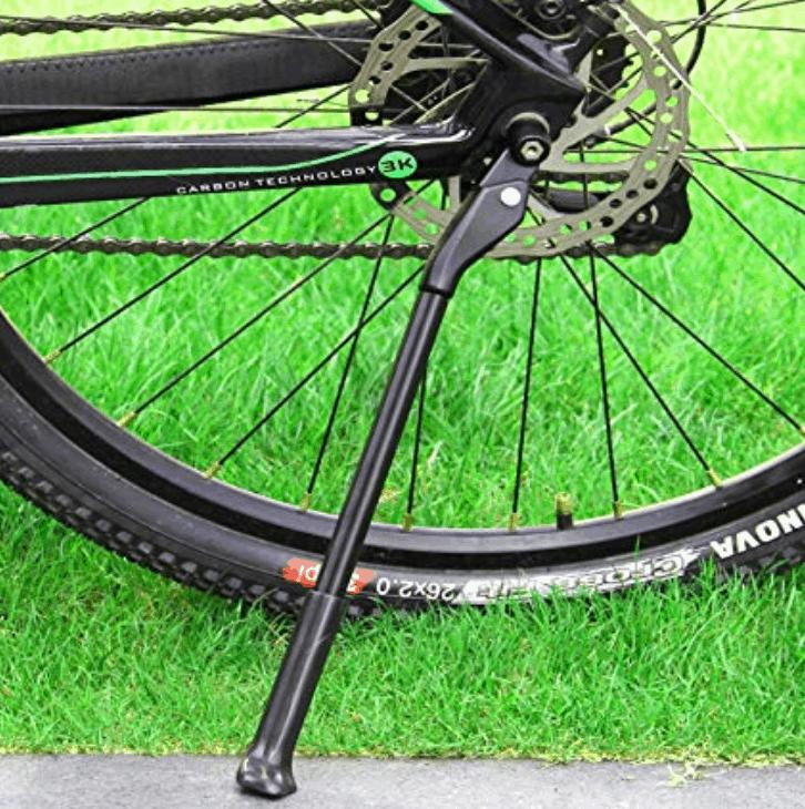 How To Install A Kickstand On A Mountain Bike Mountain Biking Hq